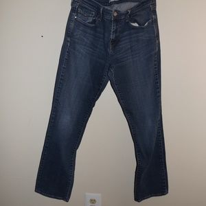 Levi's 505 Straight Leg 8 Jeans